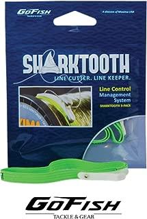 Maxima Sharktooth Tippet Control System