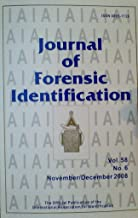 The Federal District and the 12-Point Rule in Brazil / Flammable Solvent Detection Directly From Common Household Materials Yields Differential Results: An Application of Direct Analysis in Real-time Mass Spectrometry (Journal of Forensic Identification, Volume 58, Number 6, November/December 2008)