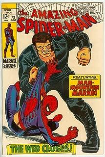 AMAZING SPIDER-MAN #73 7.0