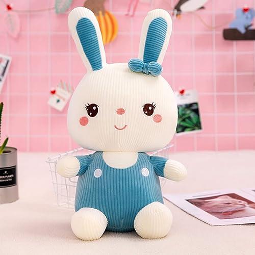 lowest Bunny Animal Stuffed Plush online sale Doll Cute Baby Rabbit Stuffed Animals Toys for Kids Boys Girls Birthday Stuffed Animal Plush Toy Hug discount Pillow, 30cm outlet online sale
