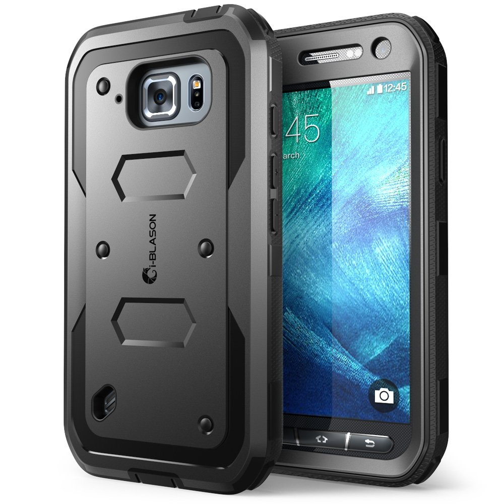samsung s6 active cases amazon comgalaxy s6 active case, [heave duty]slim protection i blason armorbox [