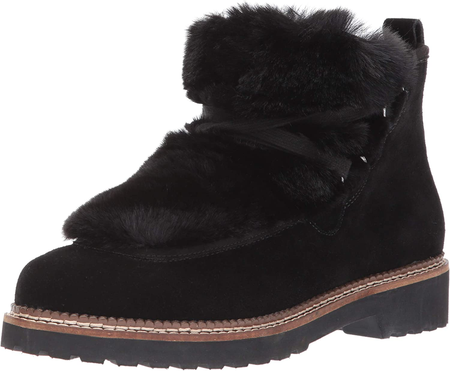 Franco Sarto Womens Highland Ankle Boot