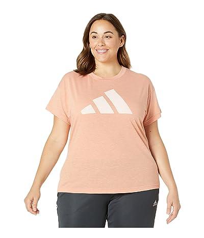 adidas Plus Size Winners 2.0 T-Shirt