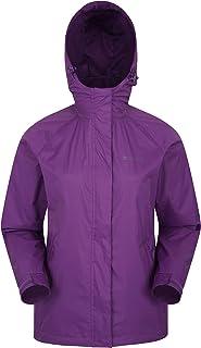 Mountain Warehouse Torrent Womens Waterproof Rain Jacket - For Autumn