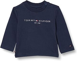Tommy Hilfiger Koszulka Uniseks - niemowlęta Baby Essential Tee L/S