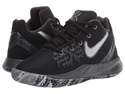 Nike Kids Kyrie Flytrap II (Big Kid) (Black/Chrome/Anthracite/Cool Grey) Boys Shoes