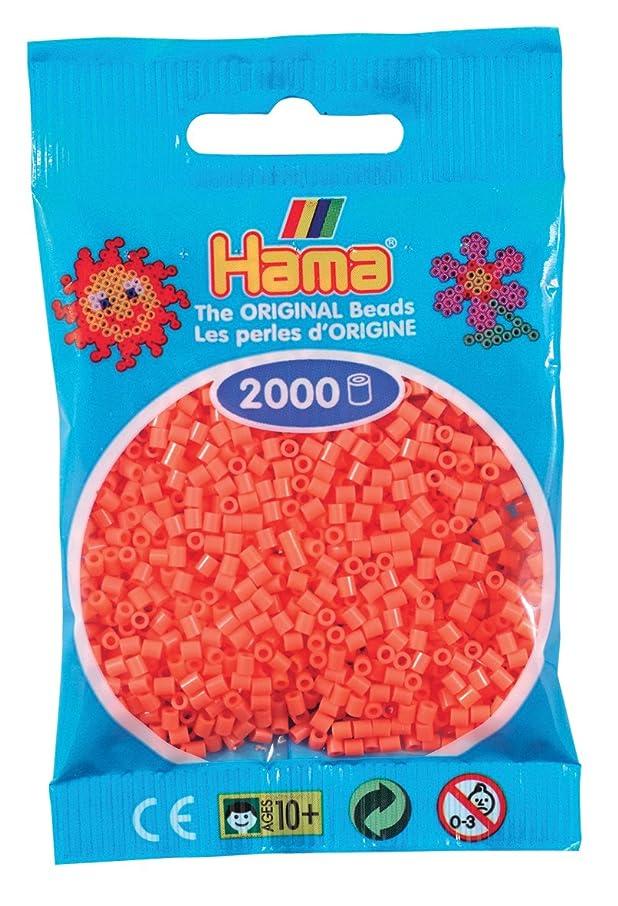 Hama Mini beads - Pastel Red (2,000 mini Beads)