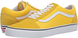 Vibrant Yellow/True White