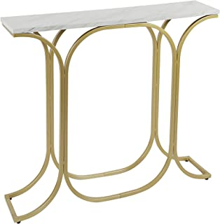 Silverwood Console Table, Gold