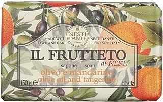 Nesti Dante ネスティダンテ フルッテートソープ オリーブ&タンジェリン 150g