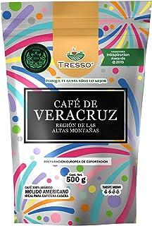 Tresso Café Veracruz Región de la Altas Montañas,, 500 g