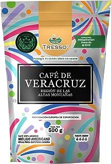 Tresso Café Veracruz Región de la Altas Montañas,, 500 g Molido