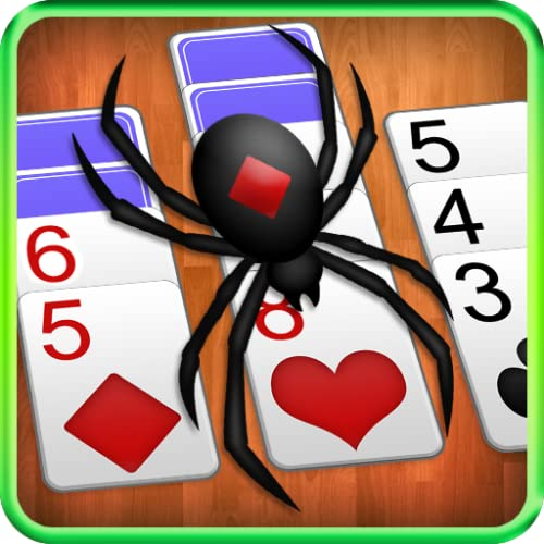 Spider Solitaire (Kindle Tablet Edition) Idaho