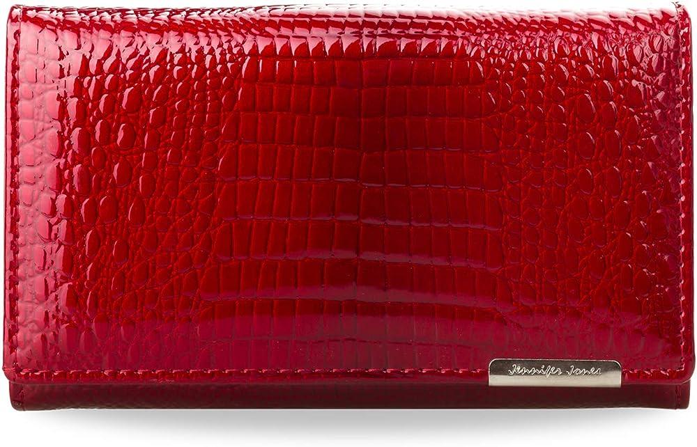 Jennifer jones, portafoglio, portamonete per donna, in pelle 170