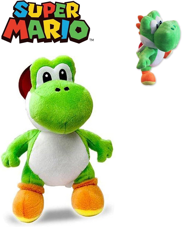 Super Mario Bros - Peluche Yoshi 30 Cm Calidad Super soft de Super Mario Bros