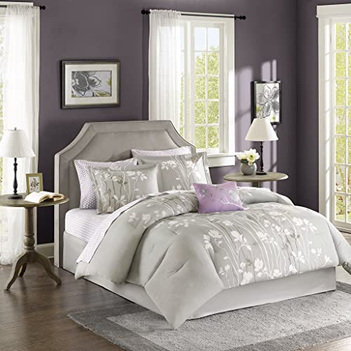 10 Ultra Small Bedrooms With King Size Beds: Elegant Comforter Sets: Amazon.com