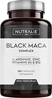 Maca Negra Andina equivalente a 24.000mg por cada dosis