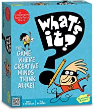 Peaceable Kingdom What's It? Award Winning Cooperative Creativity Game for Friends and Families