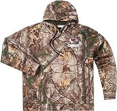 NFL Kansas City Chiefs Camo Trophy Xtra Tech Fleece Full Zip hoodie, X-Large