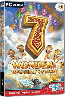 7 Wonders: Treasures of Seven (PC CD) [Importación inglesa]