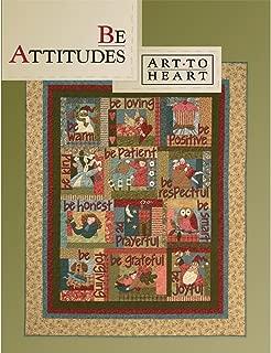 Art To Heart Book, Be Attitudes