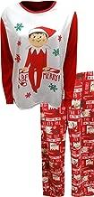 The Elf on the Shelf Women's Elf on The Shelf Merry Christmas Womens Pajamas