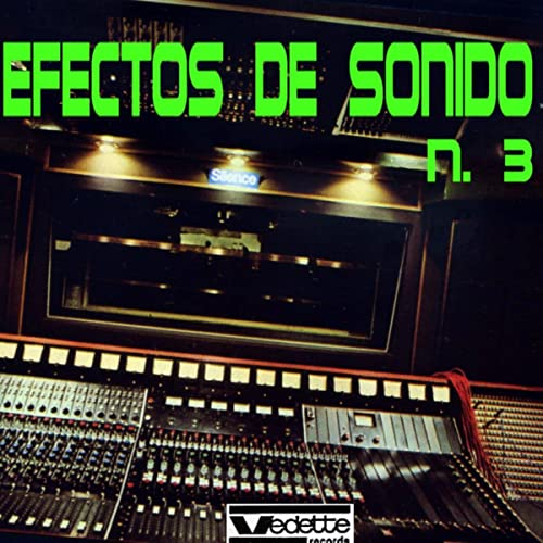 Efectos de Sonido No. 3