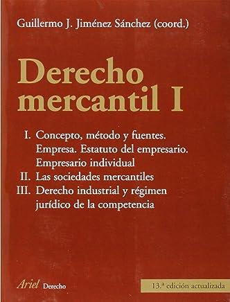 Derecho Mercantil, I: Actualizada