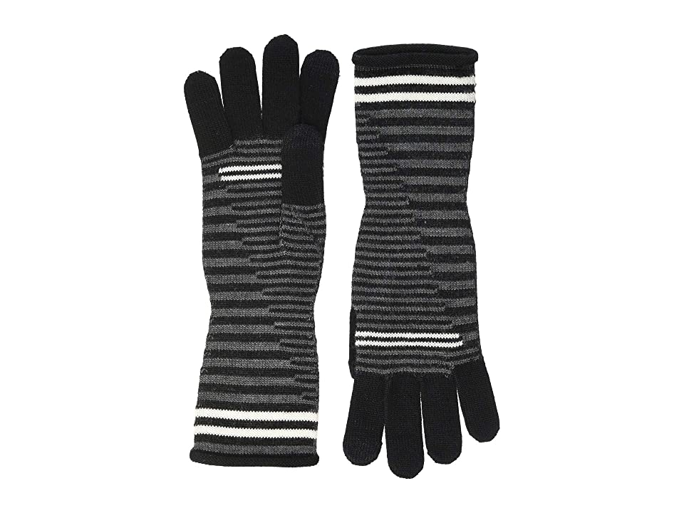 Smartwool Snow Drift Gloves (Black) Extreme Cold Weather Gloves