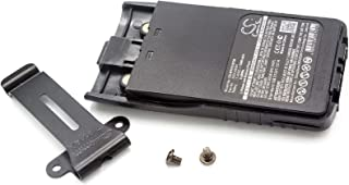 vhbw Li-Ion batería 1200mAh (7.4V) para Radio, walkie-Talkie Motorola SMP-818