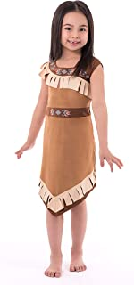 pocahontas dress up costume