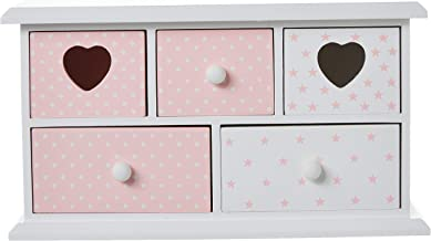 Nice Generic Cabinets with Five Drawer, multicolour