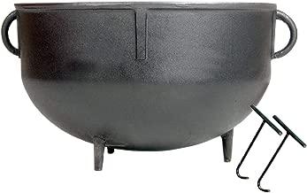 Best 15 gallon cast iron pot Reviews