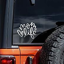 SELECT SIZE Best Mom Ever Car Vinyl Sticker
