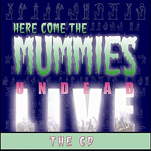 Undead Live   The CD by Here Come The Mummies on Amazon Music