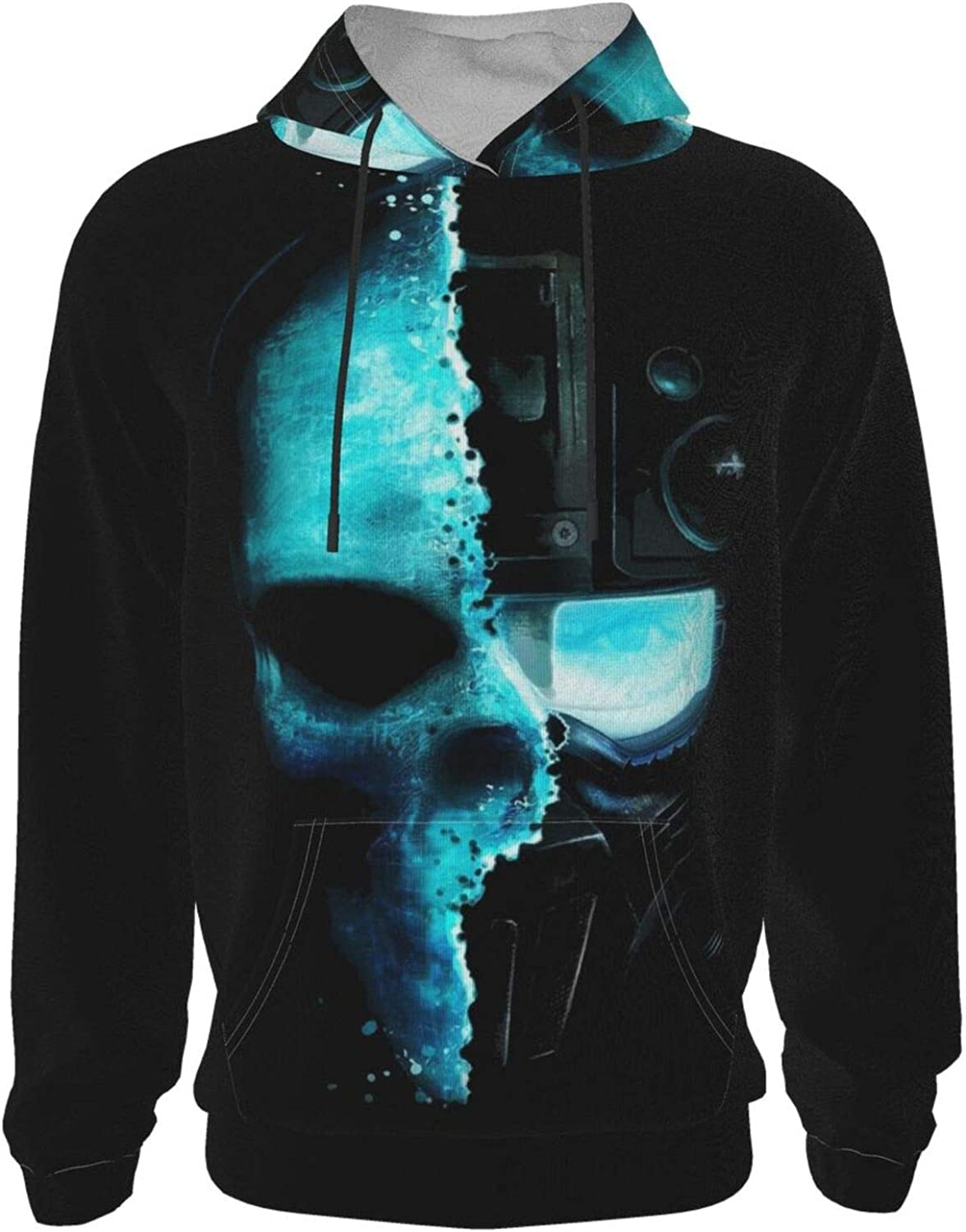 Youth C-All Of D-Uty Hoodies Pullover Link 3d Print Pattern Fashion Sweatshirt Call Of Duty