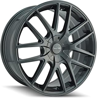 Touren 3260-8803G Wheel with Gunmetal Finish (18x8