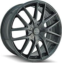Touren TR60 3260 GRAY Wheel with Gunmetal (18 x 8. inches /5 x 110 mm, 40 mm Offset)