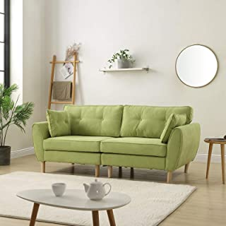 jeerbly Lit capitonné pour lit simple 90 x 200 cm, sommier à lattes, espace de rangement, lit rembourré avec tête de lit, ...