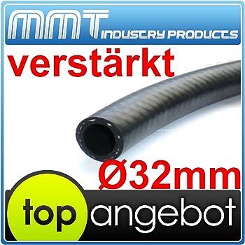 Wulstverbinder /Ø 80 mm Schwarz Silikonschlauch flexibel K/ühlwasserschlauch Turbo Ladeluftschlauch