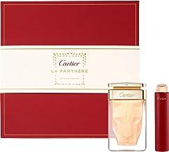 Cartier La Panthere For Women 2-Piece Set (2.5 Oz Eau De Parfum Spray / 15ml Travel Spray)