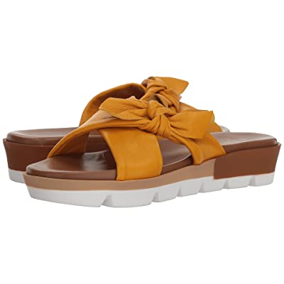 Summit by White Mountain Fynn (Yellow) Women