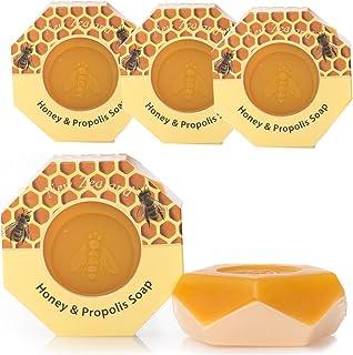 Manuka Honey and Propolis Soap (Pack of 4)