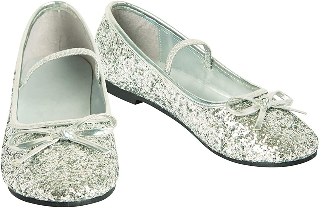 Max 47% OFF Silver Ballet Shoe for Popular brand Girls