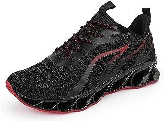 Zapatillas Deporte Hombre Zapatos para Correr Athletic Cordones Hombre Aire Libre y Deporte Transpirables Casual Zapatos Gimnasio Correr Sneakers