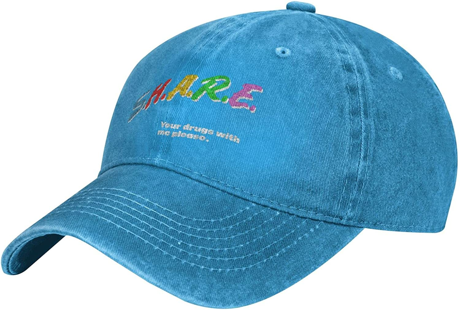 Dare Drugs are Really Expensive Kids Sun Discount is OFFicial also underway for Boys Baseball Hat P