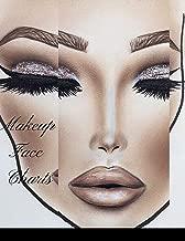 Best makeup face chart blank Reviews