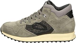 GUARDIANI SU77403D Sneakers Alta Uomo Grigio 41
