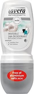 Lavera Lavera Deodorant Roll-on Invisible 50ml, 50 ml