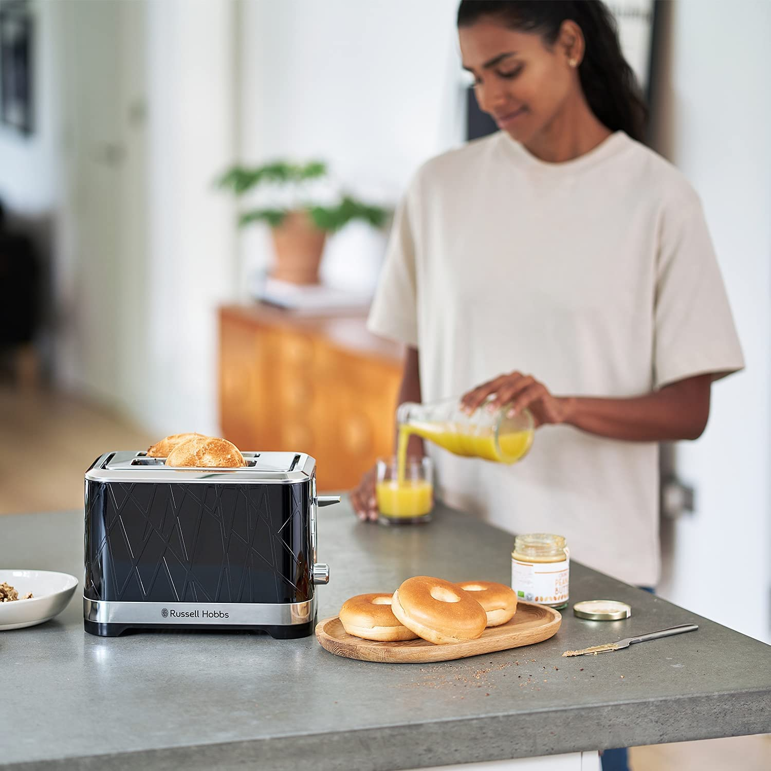 russell hobbs 2 slice toaster review